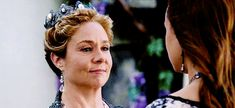 """Catherine de Medici - Reign """"Playing With Fire"""" - Season Episode 4 Reign Catherine, Reign Mary, Mary Queen Of Scots, The White Princess, White Queen, Red Queen, Megan Follows Reign, Reign Tv Show, Mary Stuart"""