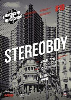 Xerifes&Cáboys # 10 Stereoboy