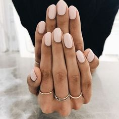 gel nail polish tips * tips with gel polish ; tips with gel polish nails ; gel polish tips and tricks ; gel polish tips ; gel polish at home tips ; nail tips with gel polish ; sensationail gel polish tips ; gel nail polish tips Pink Oval Nails, Pink Nail Polish, Manicure E Pedicure, Nude Nails, Nail Nail, Gel Polish, Manicure Ideas, Baby Pink Nails, Nail Ideas