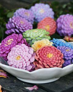 Lekker fris het voorjaar alvast in huis met deze 9 vrolijke decoratie ideetjes!