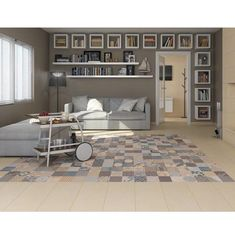 30x60cm Syrna pattern decor tile