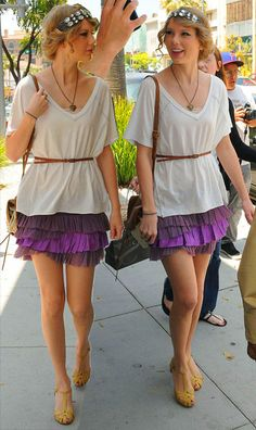 The Swift Twins.... That would be so cool.