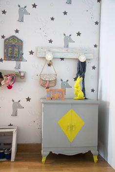 kids, room, deco, niños, chalk paint, diy , muebles antiguos decorar habitación infantil