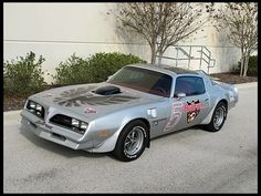 1978 Pontiac Trans Am presented as lot K53 at Kissimmee, FL 2013 - image1