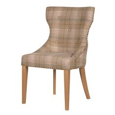 Huntroyd Studded Dining Chair A High Quality With Elegant Styling For Any Area