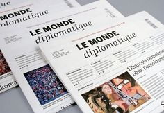 i'd buy this newpaper purely for its design :P