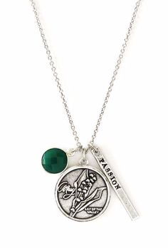 May Celebration Necklace