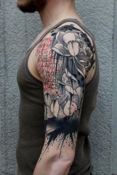 #Tattoos #Inkd #Tatts #crazytatts #ink #bodyart #cooltattoos #nicetatts