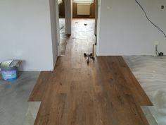 Verschil Marmoleum Linoleum : Pvc stroken in kantoorpand pvc stroken pvc flooring pinterest