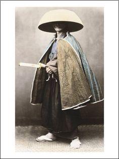 anthony luke n'est pas-seulement-un autre-photoblog Blog: Samurai ~ Portraits de 1800