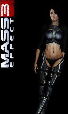 Mass Effect 3 Ashley Williams fan art by JCros