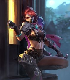 Fantasy Girl Art and Visit the link to watch Full Fantasy Girl, Fantasy Female Warrior, Warrior Girl, Fantasy Women, Dark Fantasy, Female Art, Anime Warrior, Fantasy Character Design, Character Art