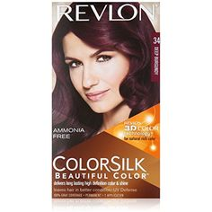 Revlon Colorsilk Beautiful Color for Unisex,  #HairColoringProducts