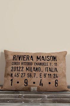 Riviera Maison  (à adapter)