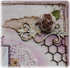 "Such a Pretty Mess: Scrap That! Exclusive Pion Design ""Birdsong"" Kit"