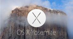 Beta Test OS X 10.10 Yosemite