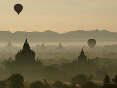 Bagan Temples - Burma