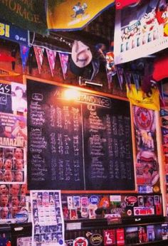 One of the best places in New York to catch the game and chug a craft beer - Standings