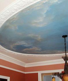 Dining room sky