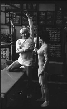Joseph Pilates empha