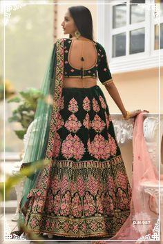 --->Kinas Designer is your one-stop shop for all types of Bridal Wear Collection. --->For more information contact us (Call/Whatsapp): +91 78028 85280 #lehenga #bridallehenga #weddinglenega #designerlehenga #lehengacholi #indianwedding #indianfashion #indianbride #weddingdress #bridalwear #bridal #indianwear#anarkalilehenga #bride #instafashion #style #traditionallehenga#india #sabyasanchi #manishmalhotra #handworklehenga Rajasthani Lehenga, Indian Bridal Lehenga, Sabyasachi, Lehenga Choli Online, Ghagra Choli, Silk Dupatta, Green Lehenga, Designer Bridal Lehenga, Next Clothes