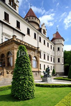 Konopiste Castle, Czech Republic, Europe