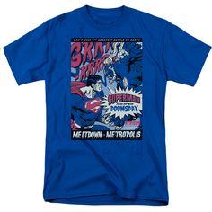 Superman: Meltdown T-Shirt