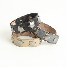 Leren armband Cowboysbelt - Tassen & Meer