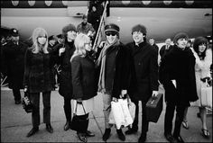 See never-before-seen intimate snapshots of the Beatles' U.S. arrival, filming of 'Help' and more key moments from the Sixties