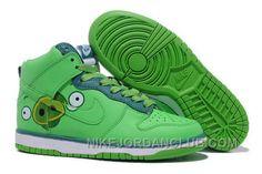 http://www.nikejordanclub.com/womens-nike-dunk-high-shoes-btilliant-green-white-angry-birds-new-style.html WOMEN'S NIKE DUNK HIGH SHOES BTILLIANT GREEN/WHITE ANGRY BIRDS NEW STYLE Only $73.24 , Free Shipping!