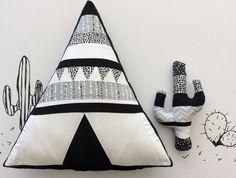 Teepee Cushion $46