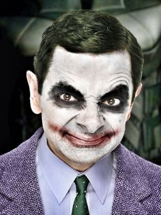 Rowan Atkinson as Mr Bean is one of the great comedy performances that seem timeless. Mr Bean Photoshop, Funny Photoshop, Photoshop Actions, Meme Faces, Funny Faces, Mr Bean Drôle, Memes Humor, Mr Bean Funny, Anime Art Fantasy