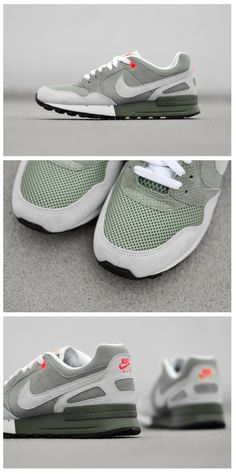 Nike Air Pegasus 89: Mica Green/Grey