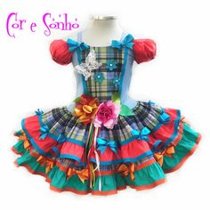 Post by donaantoniapetit on In Doll Clothes Patterns, Clothing Patterns, Little Girl Fashion, Kids Fashion, Cute Girls, Little Girls, Cat Sweaters, Lolita Dress, Toddler Outfits