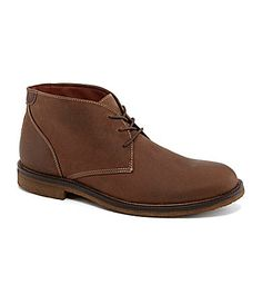 Johnston and Murphy Copeland LaceUp Chukka Boots #Dillards