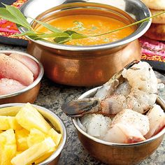Indisches Fondue Rezept