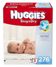 Loving this Size 1 Snug & Dry 276-Count Diaper Pack on #zulily! #zulilyfinds