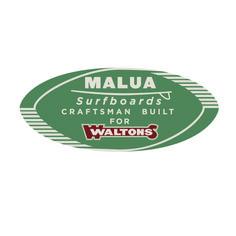 MALUA SURFBOARDS: 60'NSW, Australia