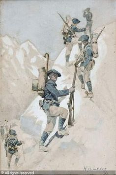 les-chasseurs-alpins World War One, First World, French Armed Forces, Chamonix Mont Blanc, Famous French, Uniform Design, French Army, Army Soldier, Military Uniforms