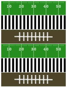 Cheap football party decorations for superbowl party, team party, football birthday, or football baby shower. Flag Football Party, Football Party Decorations, Football Baby Shower, Football Tailgate, Football Themes, Football Birthday, Free Football, Sports Birthday, Tailgating