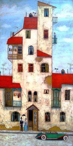 David Martiashvili - Maison