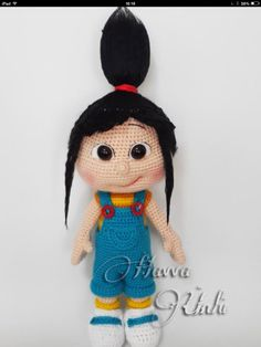 Agnes Doll by Havva Unlu