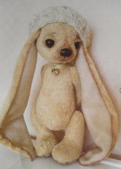 free bunny pattern... link for the pattern template: http://www.liveinternet.ru/users/elenadea/post269119517/