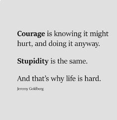 Discover recipes, home ideas, style inspiration and other ideas to try. True Quotes, Great Quotes, Quotes To Live By, Funny Quotes, Inspirational Quotes, Serving Quotes, Courage Quotes, Word Porn, Beautiful Words