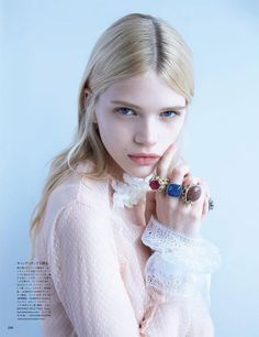 Stella Lucia for Vogue Japan by Camilla Akrans
