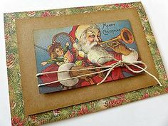 Papiernictvo - pohľadnica vianočná - 4754223_