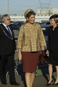 13 november 2014 - Máxima Style File - 10 Beste Looks - People