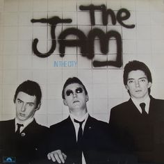 The Jam: In The City 1977 (c) Polydor