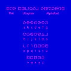 UTOPIA Alphabet