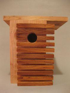 Modern Birdhome.  Original design by chürp. on Etsy, $59.00